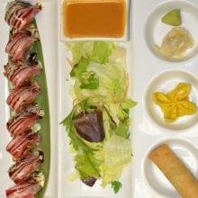 Crazy Tuna Roll Sushi