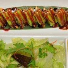 Dragon Roll Sushi Bento Box
