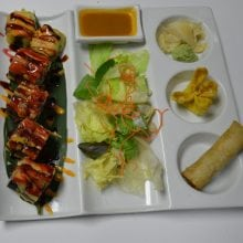 Honey Roll Sushi