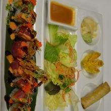 Manhattan Roll Sushi