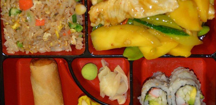 Thai Mango, Chicken or Beef