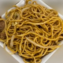 lomein noodles