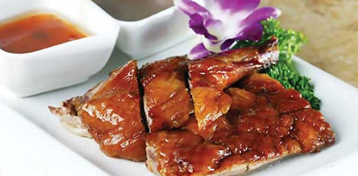 Roast Duck – Peking Style