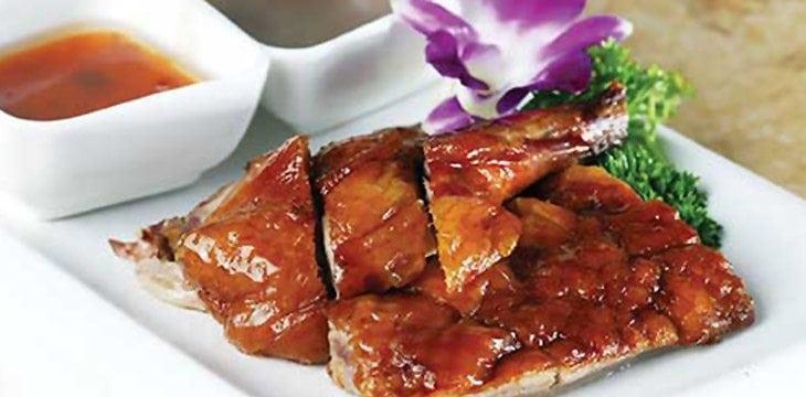 Roast Duck – Peking Style