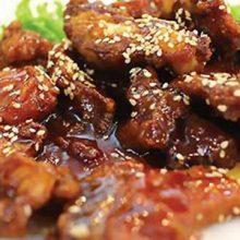pork chop peking style