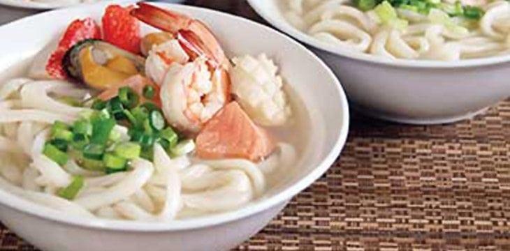 recipe: seafood soba soup [37]